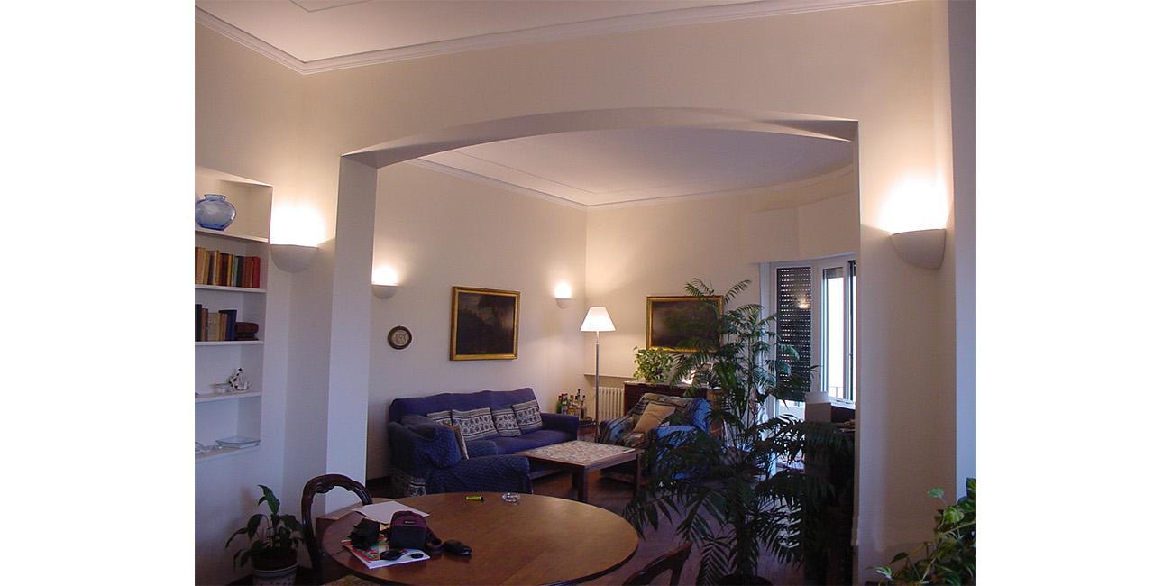 Ristrutturazione Appartamento Castelletto