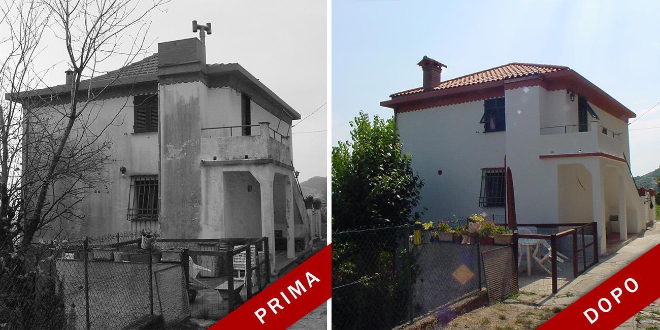 Ristrutturazione Appartamento Serra Riccò