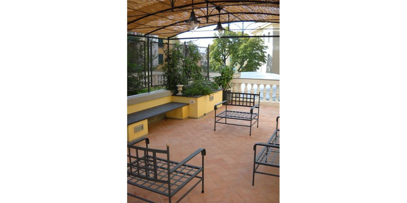 Ristrutturazione giardino genova albaro impresa edile genova - Il giardino di albaro ...