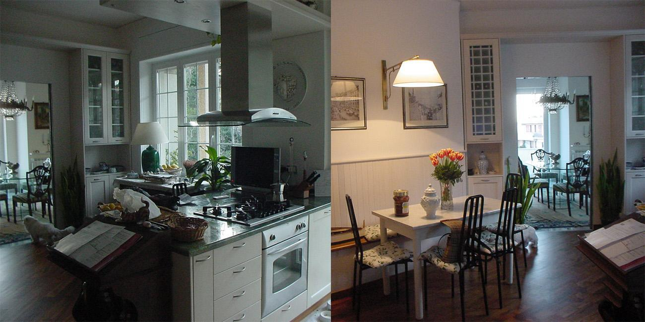 Ristrutturazione cucina genova impresa edile genova for Cucina arredi genova